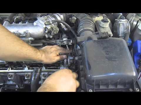 Замена маслосъёмных колпачков на ВАЗ-08