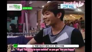 getlinkyoutube.com-PinkFinite - Hoya & Chorong - 60 sec