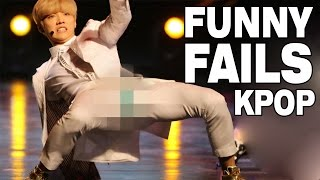 getlinkyoutube.com-TOP SPECTACULAR KPOP FAILS