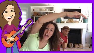 Jump | Dance | Movement Songs for children| Phonics| 5 Little Ducks | Patty Shukla LIVE!