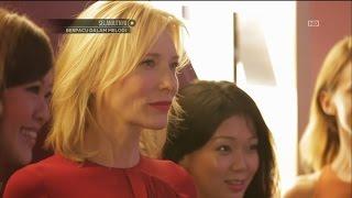 Tips Seputar Kecantikan dari Cate Blanchett kepada Tim Entertainment News