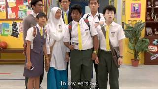 getlinkyoutube.com-Where's Amira - Waktu Rehat - Disney Channel Asia