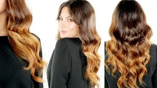 getlinkyoutube.com-Onde FACILI stile Hollywood - Hair Tutorial
