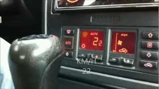 getlinkyoutube.com-Audi A4 B5 1995 Klimatronic Hack