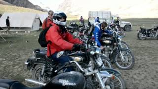 getlinkyoutube.com-Enfield Riders Ladakh 2014 - Motorcycle Expedition