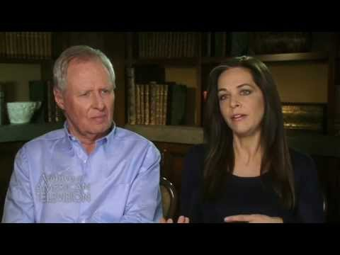 Bertram Van Munster & Elise Doganieri Interview Part 3 of 5 - EMMYTVLEGENDS.ORG