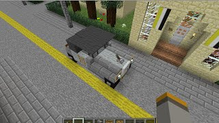 getlinkyoutube.com-minecraftสอนสร้างรถคลาสสิก classic car type1