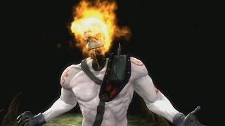 getlinkyoutube.com-Mortal Kombat 9 Komplete Edition - All Fighters Do Toasty! Fatality *PC Mod* (HD)