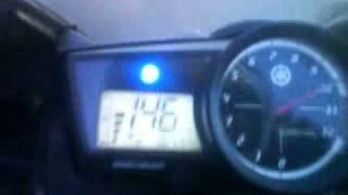 getlinkyoutube.com-yamaha R15 a 152 km/h cerca a bogota completamente stock