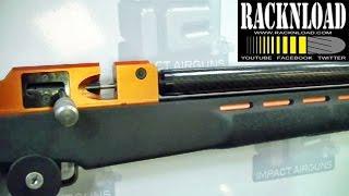 Impact Airguns (UK Shooting Show 2015) by RACKNLOAD