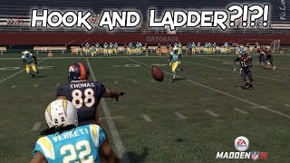 getlinkyoutube.com-HOW TO DO THE HOOK AND LADDER TRICK PLAY IN MADDEN 16!!!