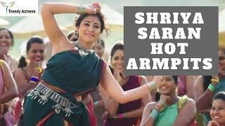 Shriya Saran Hot Armpits