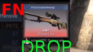 getlinkyoutube.com-2000 $ DRAGON LORE FN DROP! (Vanguard Pass) | CS:GO