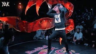 LARRY (Les Twins) | Craziest Dance Freestyles (2017-2018) 🔥