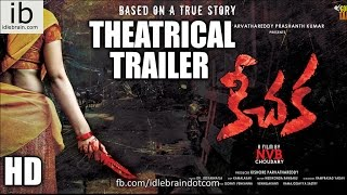 Keechaka Theatrical Trailer Video