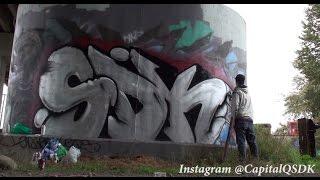 Graffiti - Canada - Fester, Lesen, Naks SDK