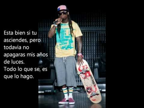 Lil Wayne ft Detail .-No worries ,subtitulada al español (Dedication 4).