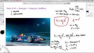 getlinkyoutube.com-Aula 2.10 - Energia - Energia cinética [HD]