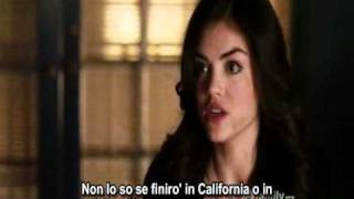 getlinkyoutube.com-Pretty little liars 1x18 Aria&Ezra THE BEST ANSWER  EVER (sub ITA)