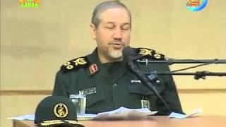 getlinkyoutube.com-فرمانده سپاه : جنگ جهانی سوم در صورت حمله به ایران