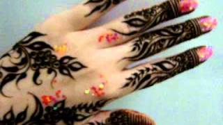 getlinkyoutube.com-amelia's arabic mehandi