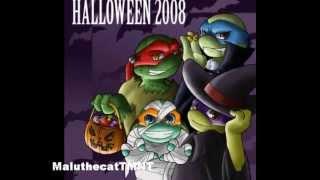 TMNT -  Halloween