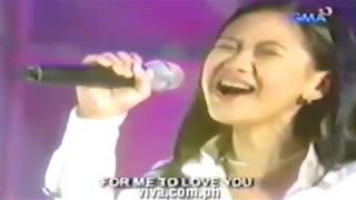 getlinkyoutube.com-4th Search for a Star Semi Finals Production Number with Rachelle Ann Go and Sarah Geronimo