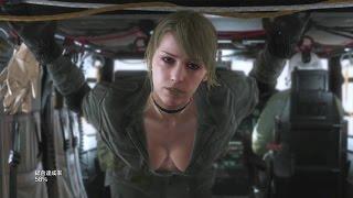 getlinkyoutube.com-【MGS5】性的すぎるクワイエットをヘリの中で観察してみた(SNIPER WOLF) Quiet MGSV:TPP