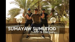 Sumayaw Sumunod - The Boyfriends | Zumba | Dance Fitness | 80's | Xtreme Archie Garcia