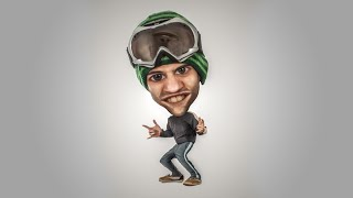 getlinkyoutube.com-Photoshop Tutorial | How to manipulate Caricature full body ( Part 1 )