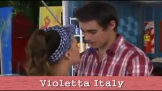 getlinkyoutube.com-Tutti i baci di Violetta 2 (VIDEO)