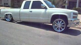getlinkyoutube.com-Bagged Chevy (La Paloma)