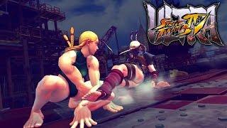 getlinkyoutube.com-Decapre Vs Cammy - Hot Ultra Street Fighter IV Battle