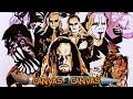 Halloween wreaks havoc on the canvas: WWE Canvas 2 Canvas