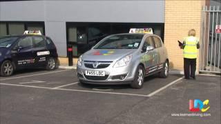 getlinkyoutube.com-UK Driving Test 1/6 - LDC driving schools