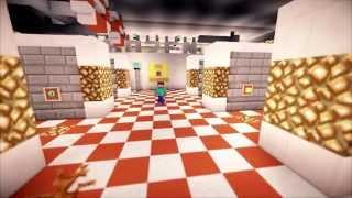 getlinkyoutube.com-Minecraft - ถ้าฮีโรบายไปช้อปปิ้ง!