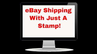 getlinkyoutube.com-How to ship your eBay items with just an envelope and a stamp!