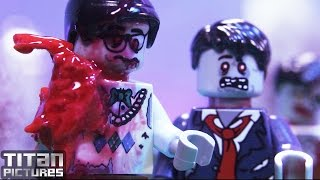 Lego Farmer Ben Versus Zombies