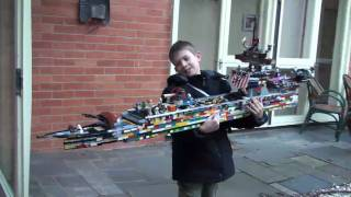 getlinkyoutube.com-Big Lego Ship