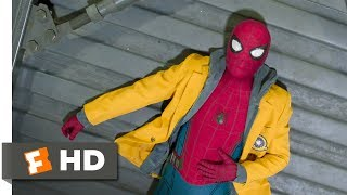 Spider-Man: Homecoming (2017) - Damage Control Warehouse Scene (2/10)   Movieclips width=