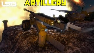 getlinkyoutube.com-Space Engineers - Artillery Fire Missions
