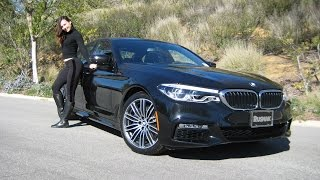 "getlinkyoutube.com-NEW 2017 BMW 530i / Next Generation / 19"" M Wheels / G30 / BMW Review"