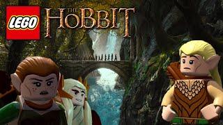 getlinkyoutube.com-LEGO The Hobbit: The Desolation of Smaug - Lego Version Trailer #2
