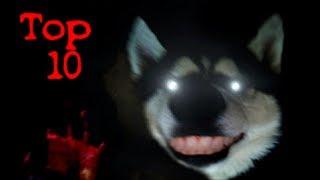 getlinkyoutube.com-Top 10 Creepypasta Monsters
