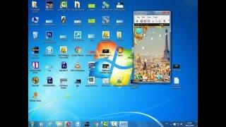 getlinkyoutube.com-شرح تطبيق MyMobiler لاظهار شاشة الاندرويد على الكمبيوتر بدون انترنت وبدون روت