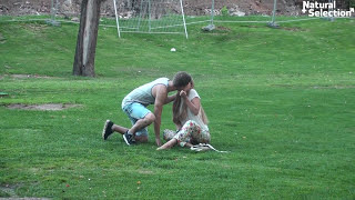 getlinkyoutube.com-Поцелуй ПРАНК / Kissing Prank