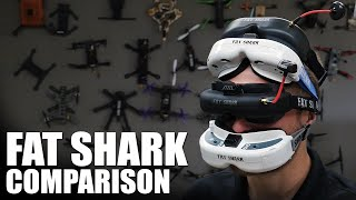 getlinkyoutube.com-Fat Shark FPV Goggle Comparison | Flite Test