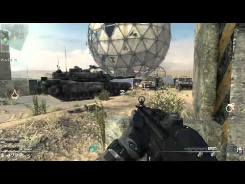 Call of Duty: Modern Warfare 3 Survival: Dome Gameplay (Multi-platform)