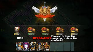 getlinkyoutube.com-Clash of Lords 2 - Shadow Citadel without using Pounder
