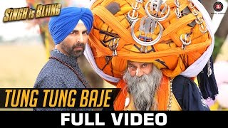getlinkyoutube.com-Tung Tung Baje - Full Video | Singh Is Bliing | Akshay Kumar & Amy Jackson | Sneha Khanwalkar